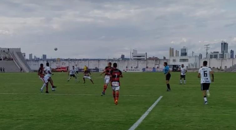 Capturar 30 - Campeonato Paraibano: Campinense e Treze ficam no empate em jogo de duas expulsões