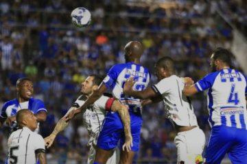 Botafogo-PB vence o CSA e vira líder do Grupo A do Nordestão