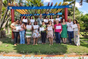 Curso Farmácia Viva Fotos Secomd 360x240 - Pioneiro no país, Conde realiza curso para profissionais da Saúde para produção fitoterápica