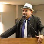 Deputado Jeová Campos e o autor da Lei do Teste do Pezinho Ampliado 150x150 - Audiência em Cajazeiras vai discutir implantação da Lei 11.566 que garante o teste do pezinho ampliado na rede de saúde pública da PB
