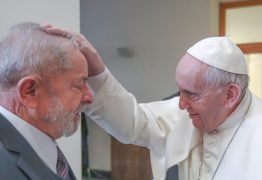 ENCONTRO HISTÓRICO: Lula conversa com Papa Francisco em Roma sobre 'justiça e fraternidade'