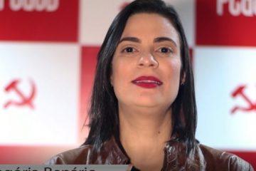 GREGORIA 750x375 360x240 - PCdoB mira prefeitura de João Pessoa e já tem quatro nomes que podem encabeçar disputa majoritária na Capital
