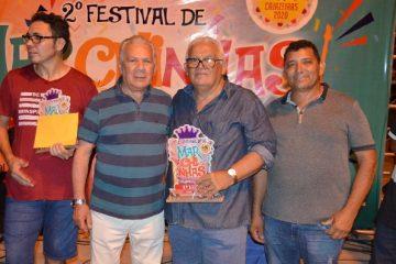 """Img0 600x400 360x240 - EM CAJAZEIRAS: """"Bar do Tetéu"""" é a grande vencedora do II Festival de Marchinhas Carnavalescas"""