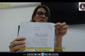 OPERAÇÃO CALVÁRIO: em nota, Livânia Farias nega pressão do Gaeco por delação premiada; confira
