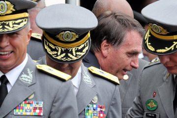 Militarizando1 360x240 - A PEDRA QUE FALTAVA – Bolsonaro cumpre objetivo e militariza governo ao indicar o último dos generais - POR FRANCISCO AÍRTON
