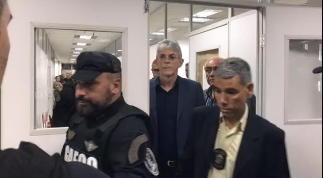 RC - EXCLUSIVO: MPF reafirma ao STJ pedido de prisão preventiva de Ricardo Coutinho; LEIA MANIFESTAÇÃO