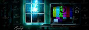 TV TAMBAU FORA DO AR 300x103 - Raio atinge torre de transmissão e afiliada do SBT na Paraíba sai do ar