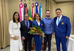Marcílio Cartaxo é o mais novo rotariano do Rotary Club de João Pessoa