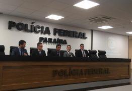 RESULTADOS IMPRESSIONANTES: Ministro Sérgio Moro parabeniza atuação da PF paraibana na Calvário e na Pés de Barro – VEJA VÍDEO