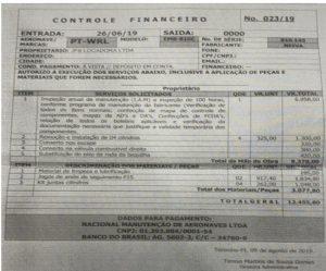 Wilson santiago aviao 300x249 - BOMBA: PF encontra lista com valores para políticos paraibanos em casa de Wilson Santiago - VEJA OS NOMES