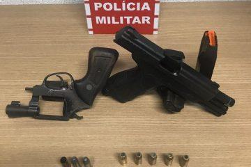 apreensao rangel 360x240 - TROCA DE TIROS: Homem morre e outro fica ferido após confronto com a Polícia em João Pessoa