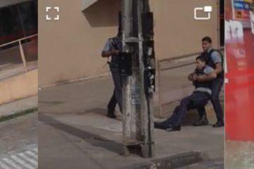 assalto joão machado 360x240 - Segurança é baleado durante assalto a carro-forte na Av. João Machado - VEJA VÍDEO