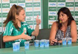 JOGADORA E SURDA: Nova aquisição do Palmeira no futebol diz que e preciso 'coragem'
