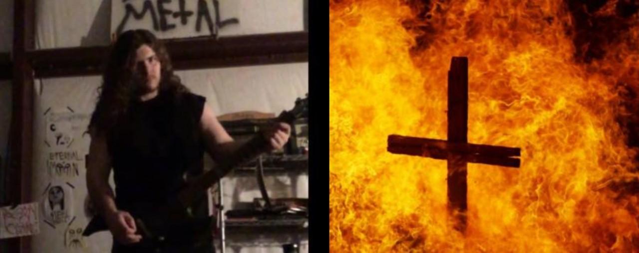 black metal - Músico de black metal colocou fogo em três igrejas para 'promover banda' e pode pegar até 70 anos de prisão