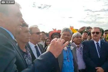 'ELA QUERIA DAR O FURO A QUALQUER PREÇO': Bolsonaro insulta repórter da Folha em entrevista no Palácio do Planalto – VEJA VÍDEO