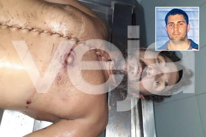 capitao adriano nobrega morte bahia esplanada 2020 1 5 1 - Reportagem da VEJA apresenta sinais de execução em autópsia de miliciano envolvido na morte de Marielle Franco