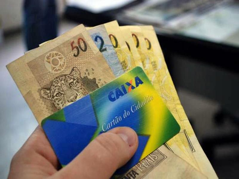 cartao cidadao saque fgts pis pasep abono salarial mudar senha arquivo agencia brasil - Caixa inicia pagamento do PIS para trabalhadores nascidos em março e abril