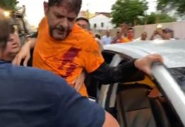 Cid Gomes é baleado ao tentar entrar em batalhão da polícia com retroescavadeira – VEJA VÍDEO