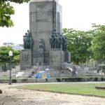clip001 bdrj furto monumento gloria 01 150x150 - Monumento em homenagem ao Marechal Deodoro, tem estátua de 400 kg furtada, no Rio de Janeiro