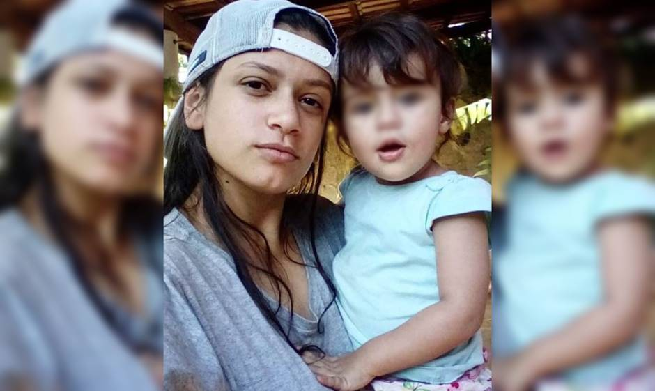 """filha assassinada - """"Matei minha filha"""", disse mãe ao lado do corpo da criança"""