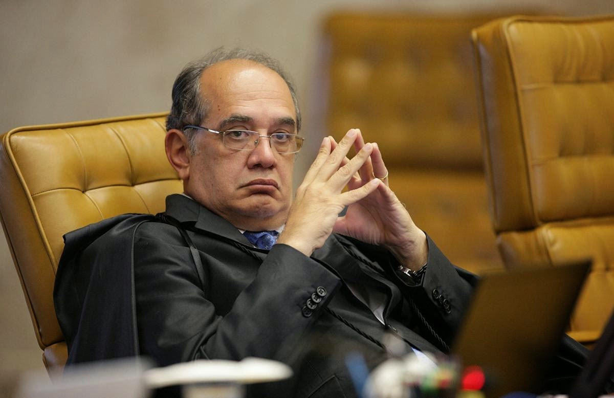 gilmar mendes  - Gilmar Mendes manda soltar acusado de ser laranja de Ricardo Coutinho