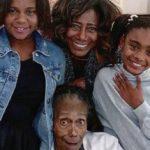 gloria maria e familia credito da foto reproducao instagram 418x235 150x150 - Morre mãe de Glória Maria aos 89 anos de idade