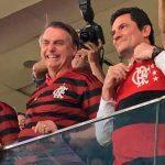 moro flamenrgo bolsonaro 150x150 - 'FORA BOLSONARO': presidente é expulso em jogo do Flamengo, no Mané Garrincha