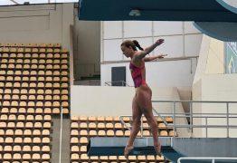 Paraibana Luana Lira garante vaga para o Pré-Olímpico, em Tóquio