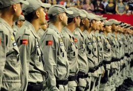 'GREVE': Polícias Civil, Militar e Bombeiros fazem paralisação na Paraíba