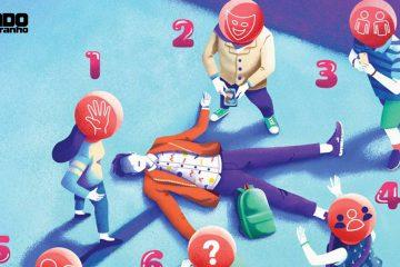 testemunhas redes sociais 360x240 - EFEITO ESPECTADOR: Como nós reagimos diante de um crime?