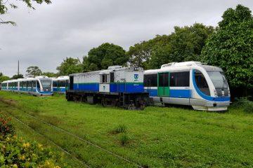 DE 22 A 26 DE FEVEREIRO: Trens de João Pessoa param durante o período carnavalesco