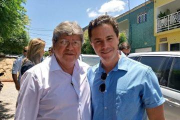 INDEPENDENTE DE PARTIDO: Veneziano reforça apoio ao governo de João Azevedo