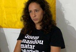 Viúva de Marielle, Mônica Benício participa de debate nesta sexta-feira em JP