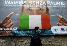 Após um mês e 4 mil mortes, Milão reconhece erro de campanha contra isolamento – VEJA VÍDEO