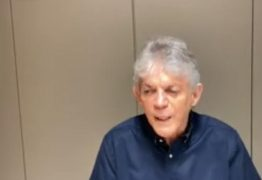 Em live, Ricardo Coutinho critica medidas do Estado e prefeitura sobre coronavírus