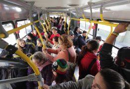Semob-JP amplia número de viagens em oito linhas de ônibus para reduzir excesso de passageiros