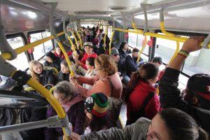 IMAGEM 1434 ÔNIBUS LOTADO O BLOG DO MESTRE 300x200 - Semob-JP amplia número de viagens em oito linhas de ônibus para reduzir excesso de passageiros
