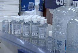 Ministério Público ajuíza ação contra farmácia por venda de álcool em gel com preço abusivo na PB