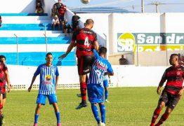 2 x 1: Campinense sofre gol na reta final e perde para o Afogados