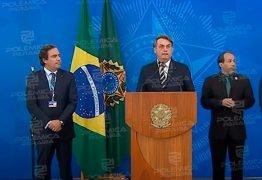 PRONUNCIAMENTO DE BOLSONARO: Governo Federal anuncia ações de combate à Covid-19 – ACOMPANHE AO VIVO