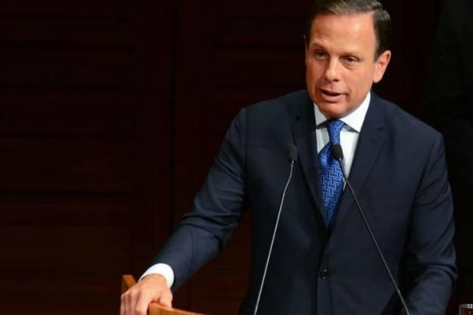 doria 1 - CRISE DE SAÚDE PÚBLICA: 'Gostaria de ter um presidente que liderasse o país', diz João Doria