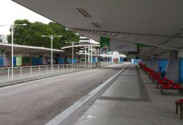 Após redução da frota número de passageiros de ônibus, em Campina Grande, cai cerca de 70%