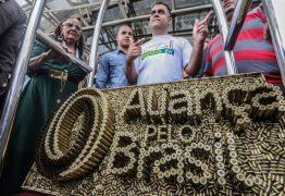 Aliança pelo Brasil reune apenas 53 assinaturas na Paraíba e 267 no Nordeste