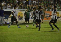 4 a 1: Botafogo-PB goleia Nacional de Patos; Treze vence Sousa em Campina