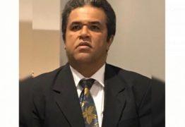 EM JP: Polícia encontra corpo do oficial de justiça, Eduardo Chagas, que estava desaparecido há uma semana