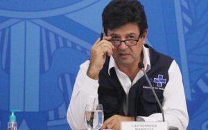 MANDETTA futura press folhapress 300x188 - Ainda ministro, Mandetta alertou Governo sobre Prevent Senior e alta taxa de mortes em hospital