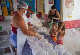 Luciano Cartaxo amplia fornecimento de refeições para alunos da Capital e medida de segurança alimentar passa a beneficiar 35 mil estudantes