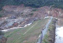 Volume de passagem d'água aumenta no Açude Pedra Lisa e reunião deve decidir estratégia de ação