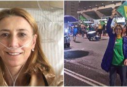 Coronavírus: Angela Gandra, secretária de Damares que participou de passeata está internada