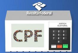 CORONAVOUCHER: Receita Federal vai regularizar CPF com pendência eleitoral